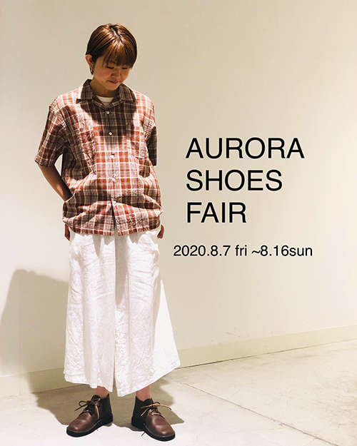 AURORA SHOES FAIR